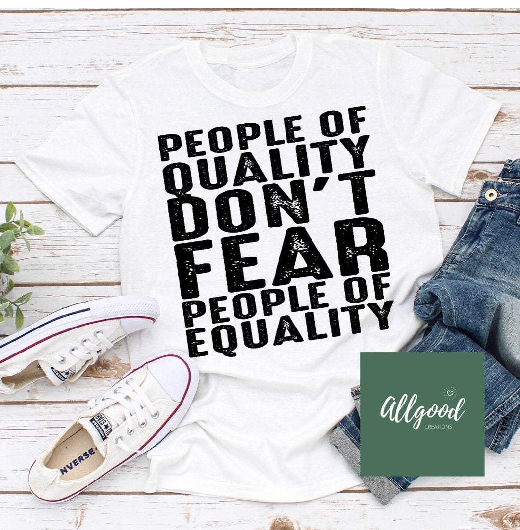 People of Quality T-Shirt
