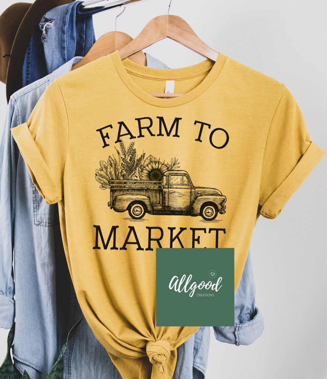 Farm to Market T-Shirt