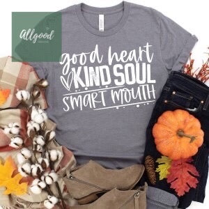Good Heart Kind Soul T-Shirt