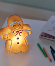 Load image into Gallery viewer, Glo-Wild Night Lights – Original Gingerbread Man
