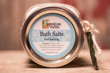 Bath Salts-Refreshing, Large