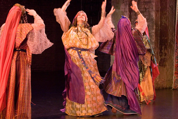 A Pocketful of Jewels: Dance Gems from North Africa & the Near East