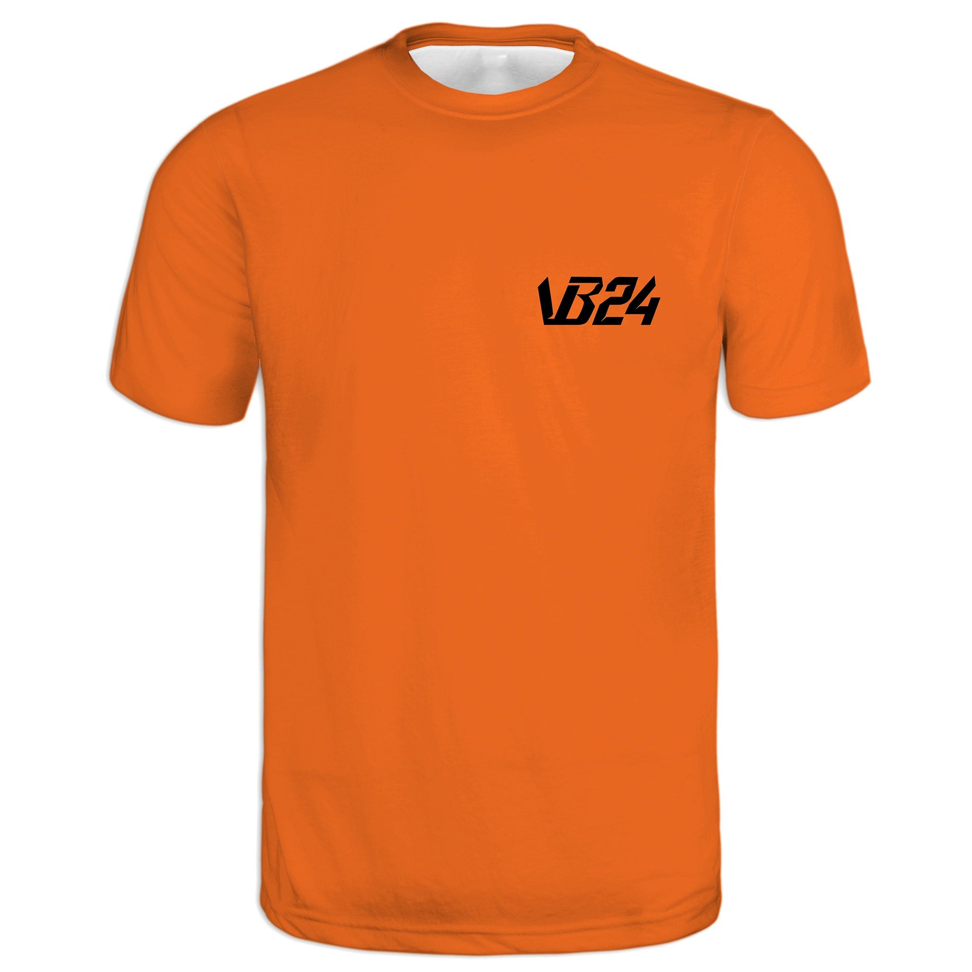 Twenty Four - Orange Tee | vonbellshop.com