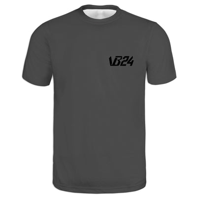 Twenty Four - Grey Tee | vonbellshop.com