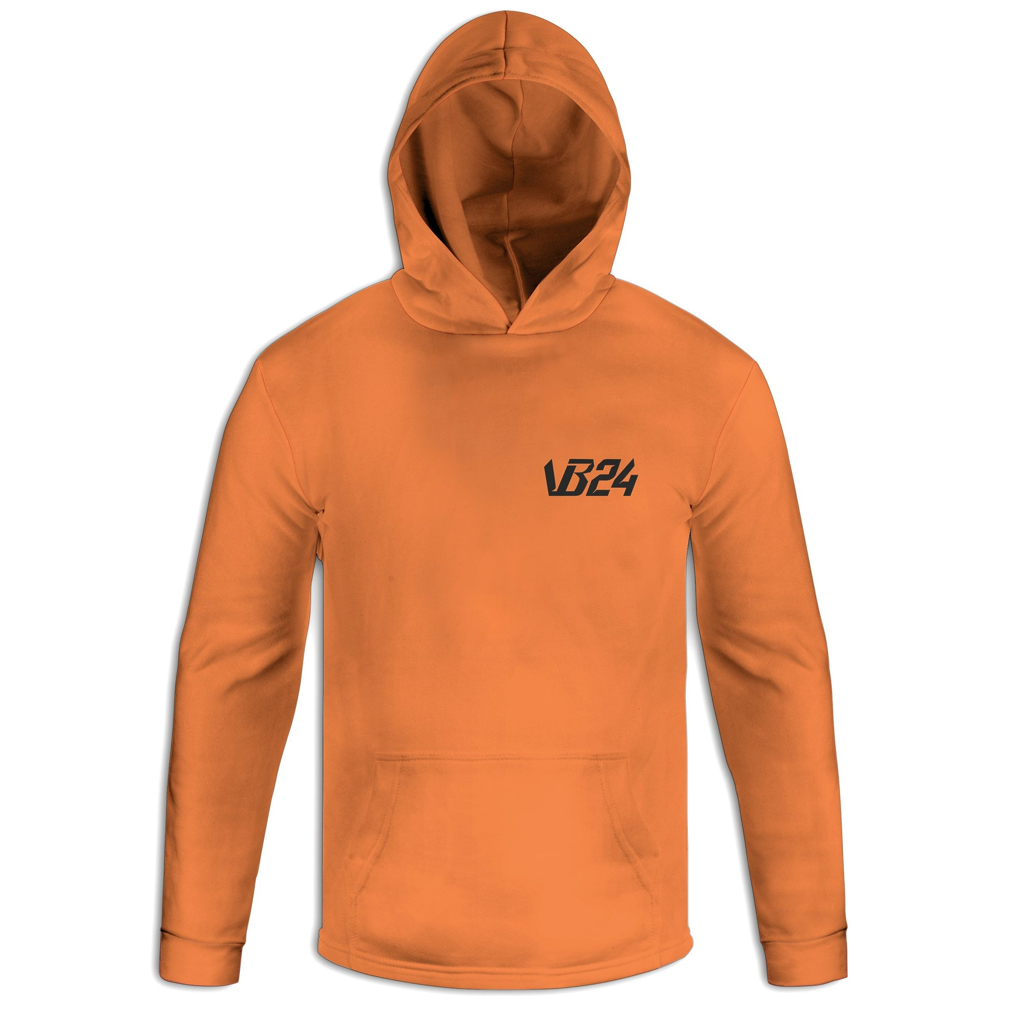 Twenty Four - Orange Hoodie | vonbellshop.com