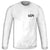 Twenty Four - White Long Sleeve Tee | vonbellshop.com