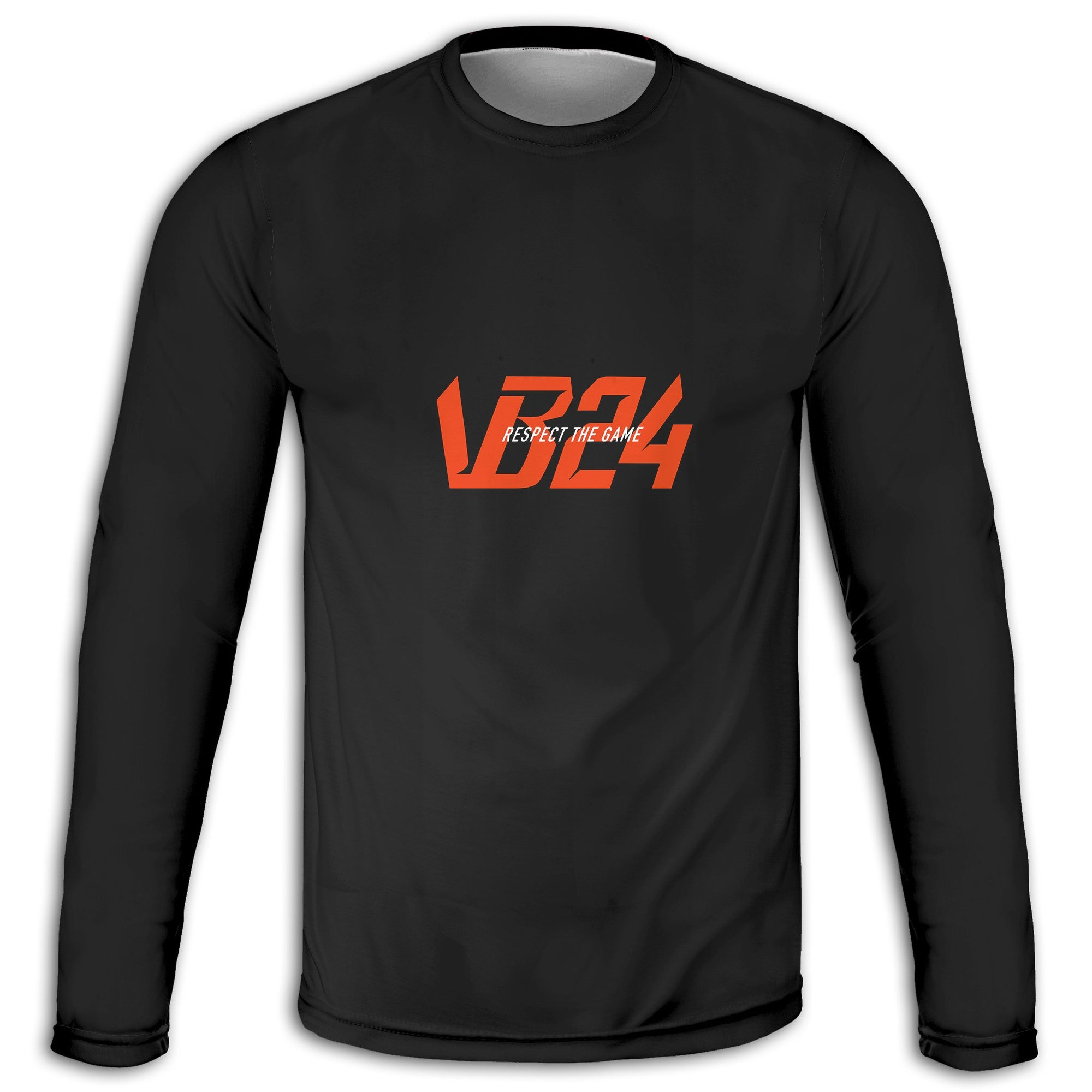 Respect The Game Long Sleeve Tee | vonbellshop.com