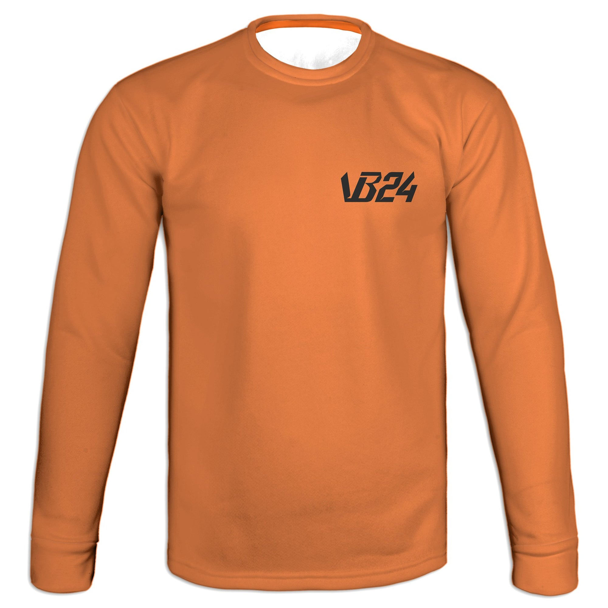 Twenty Four - Orange Sweatshirt | vonbellshop.com