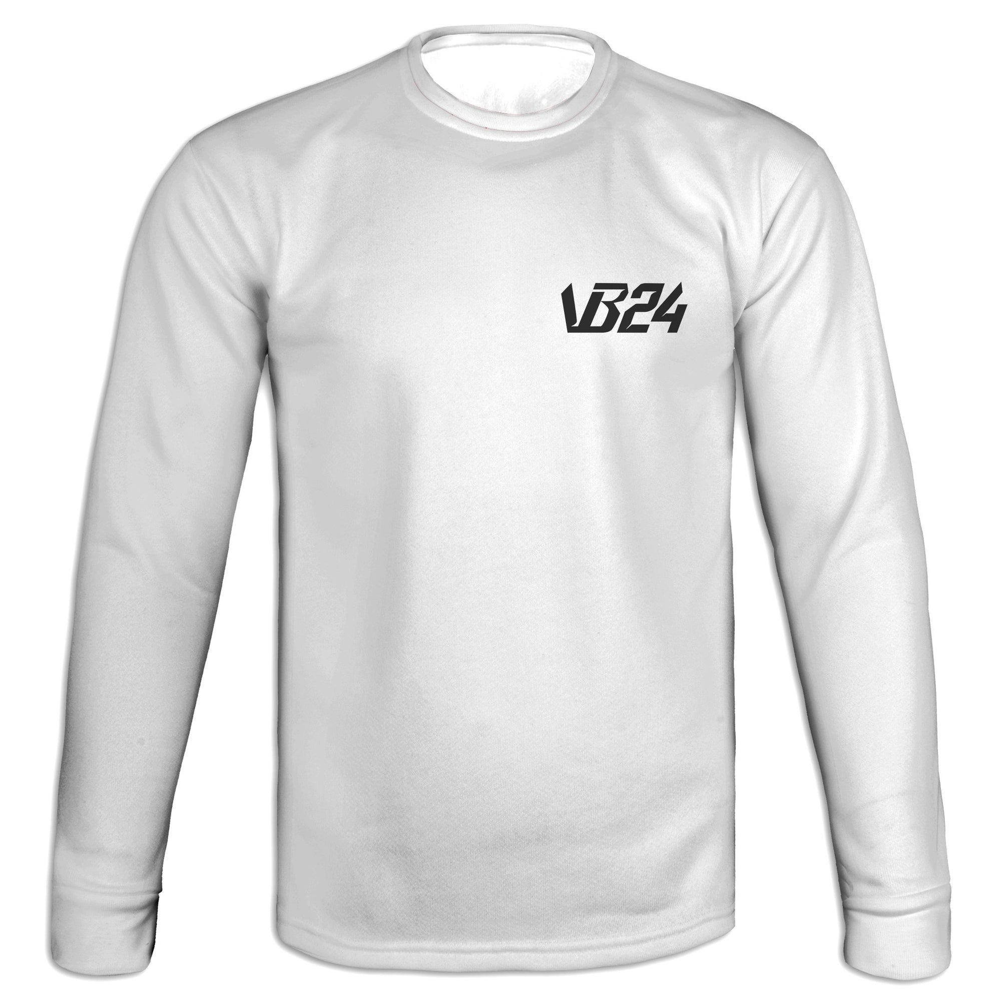 Twenty Four - White Sweatshirt | vonbellshop.com