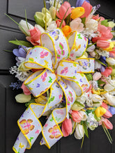 Load image into Gallery viewer, Tulip Wreath, Spring Wreath, Custom Order