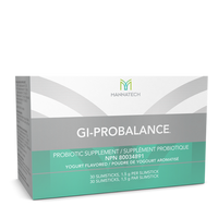 GI-ProBalance® Probiotic and Prebiotic Supplement