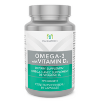 Omega-3 with Vitamin D3