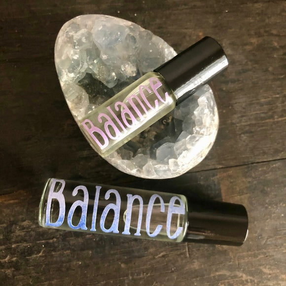 Balance Essential Oil Rollerball Blend