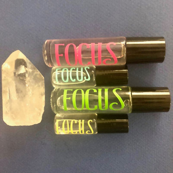 Focus Wesley's Tree of Life Essential Oil Rollerball Blend