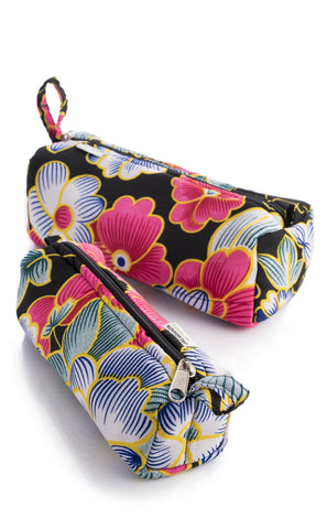 Flowered Pouch