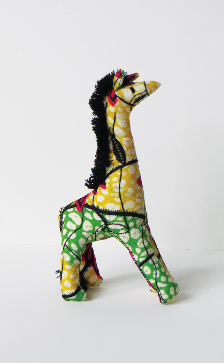 Fabric Giraffe (small)