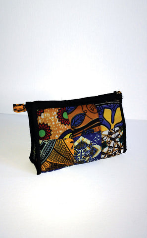 Patchwork Make-up Bag