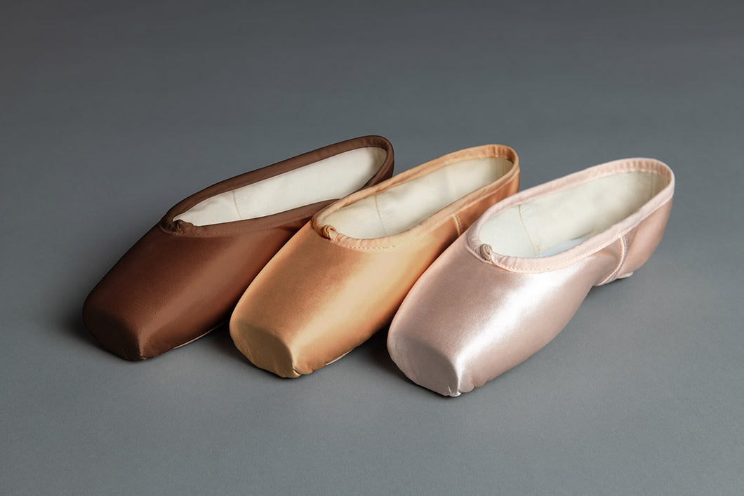 Spotlight Bronze Standard Insole Pointe Shoe