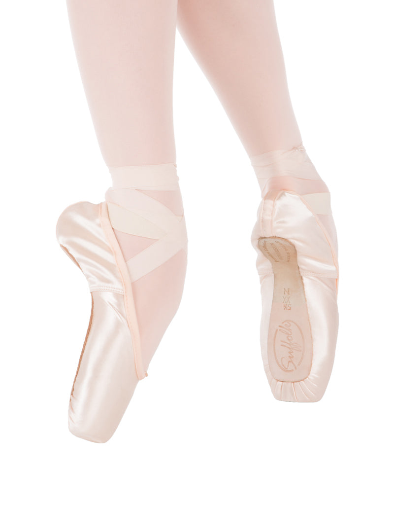 Sovereign Pink Light Insole Pointe Shoe