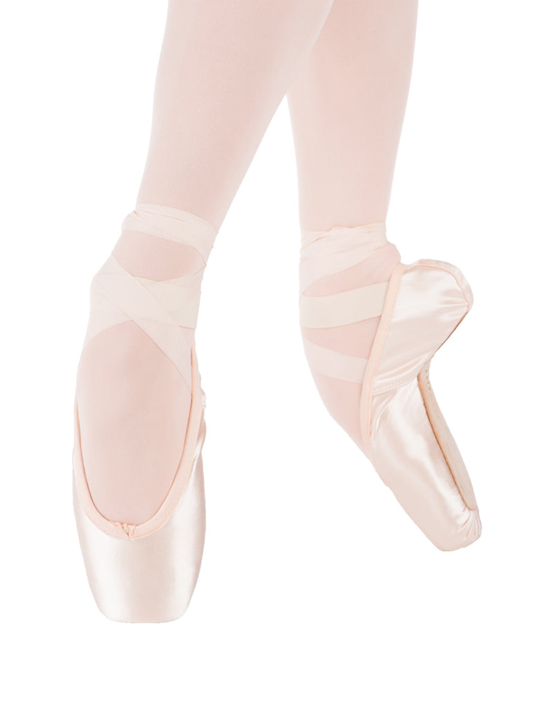Sterling Pink Hard Insole Pointe Shoe