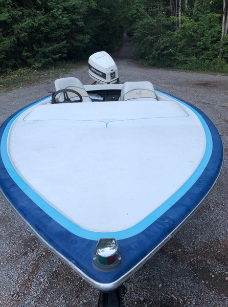 COMING SOON - 1970 Era J-Craft 19' Pro Ski - will come with motor and trailer