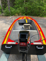 SOLD - 14' Ferrari Boat