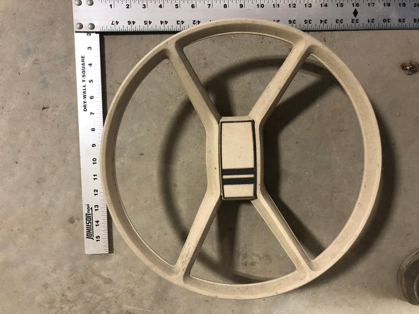 Vintage Marine Steering Wheels - various styles and colours - price is for each