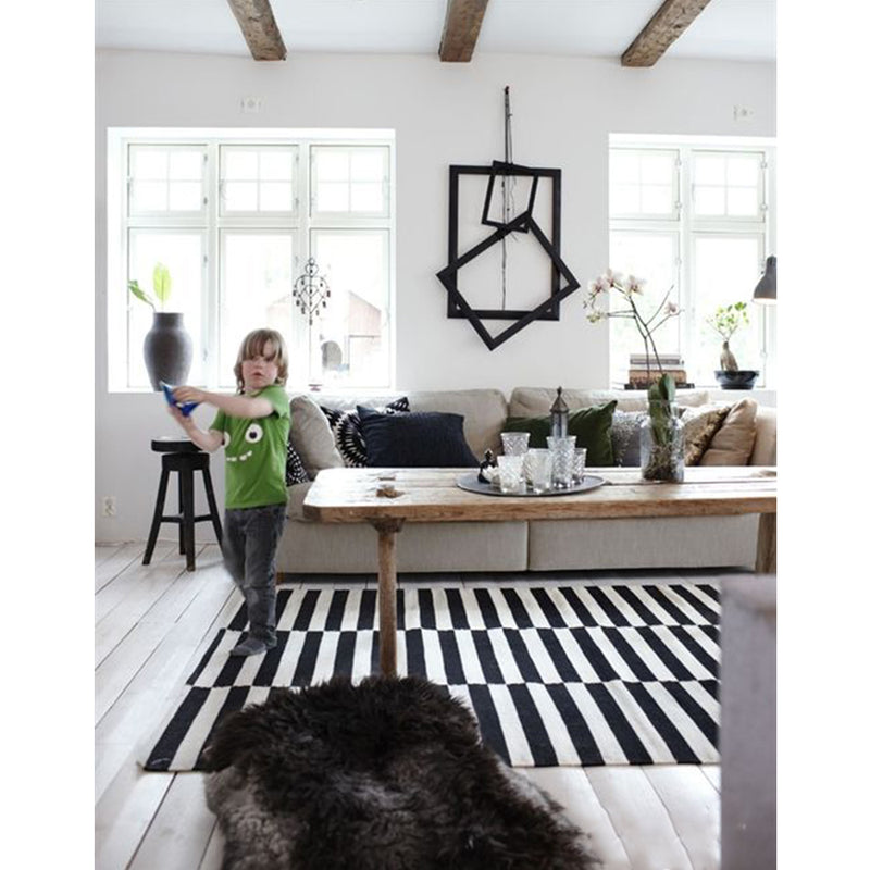 Brown/Black Natural Australian Sheepskin Rug