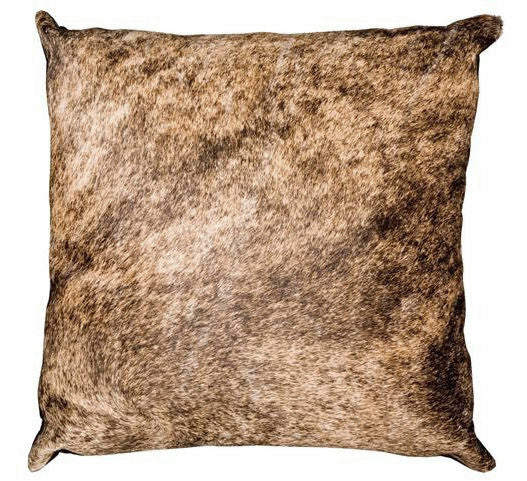 Medium Exotic Cowhide Cushion