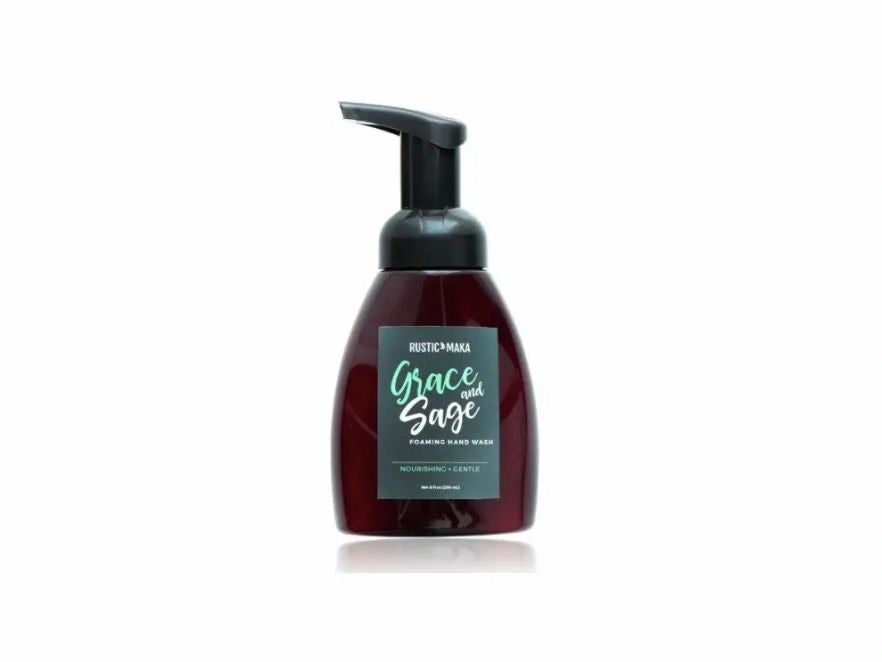 Grace and Sage Foaming Hand Wash