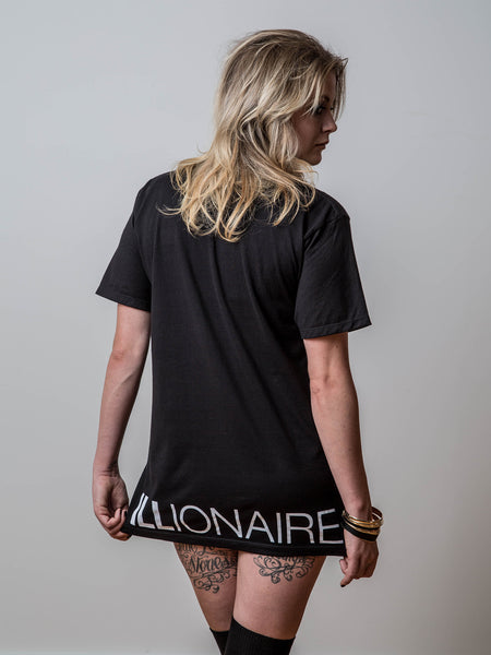 Illionaire | On The Low Tee