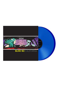 CALIFORNIA Deluxe Pop-Up Edition - Double (Translucent Blue) Vinyl