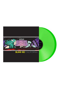 CALIFORNIA Deluxe Pop-Up Edition - Double (Opaque Green) Vinyl