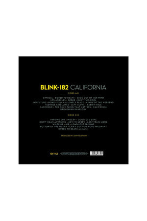 CALIFORNIA Deluxe Double Compact Disc