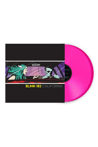 CALIFORNIA Deluxe Pop-Up Edition - Double (Opaque Pink) Vinyl