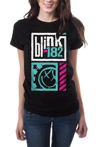 blink-182 Assembled Tee Black