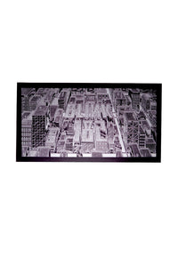 Neighborhoods Black Poster