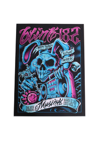 Brandon Heart Costa Mesa Poster