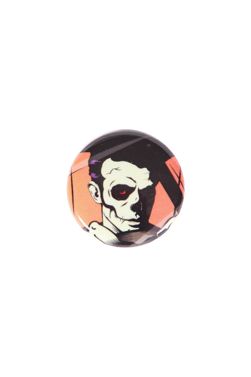 blink182 California Driver Button