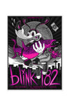 blink-182 9/17/2016 Seattle, WA Event Poster