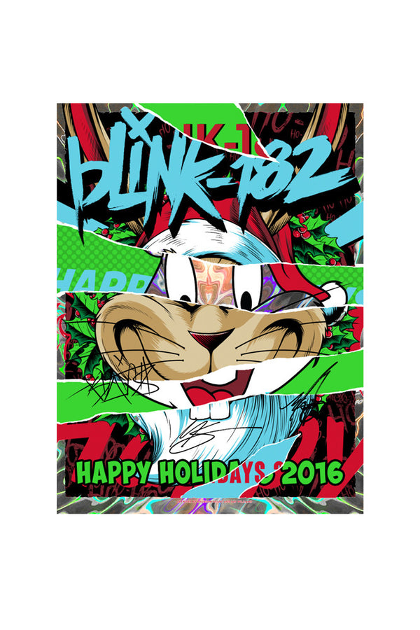 2016 Holiday Poster