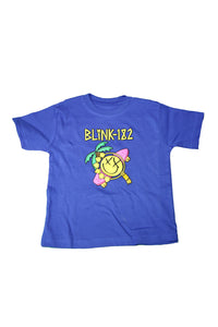 blink182 Cali Crosses Toddler Tee Royal