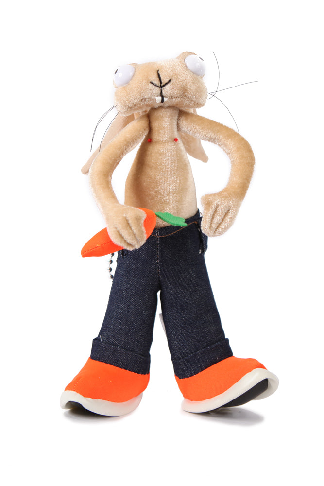 blink182 Classic Bunny Plush Figure