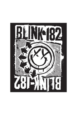 blink182 Deck Sticker