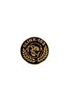 blink182 Laurel Pin Gold/Black