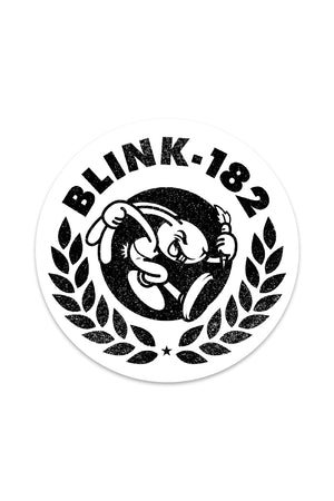 blink182 Laurel Sticker