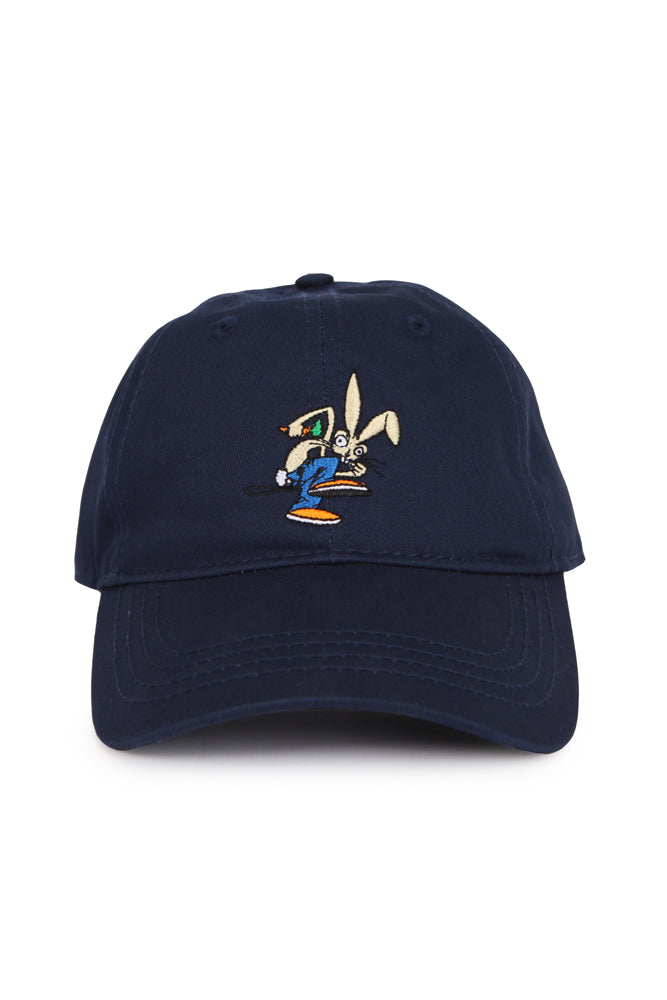 blink-182 OG Bunny Dad Hat Navy