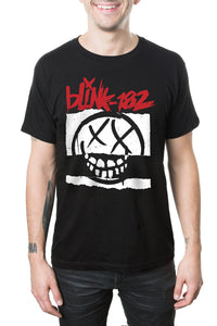 blink182 Say Cheese Tee Black