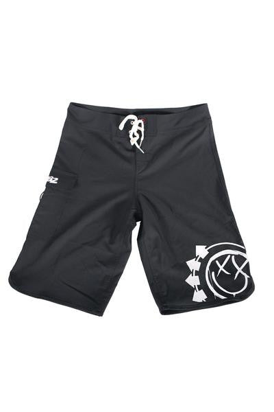 blink182 Smiley Boardshorts Black