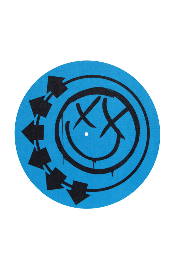 blink-182 Deluxe Slipmat - Blue